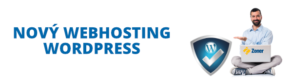 Nový WordPress hosting